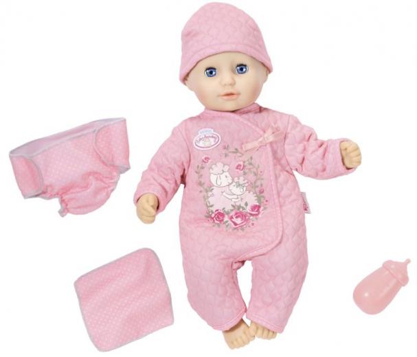 Dievčatko bábika Baby Annabell Baby fun