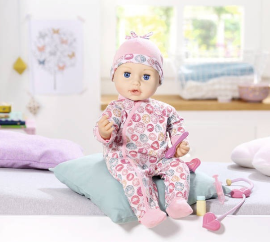 Bábika Baby Annabell Chorá Milly