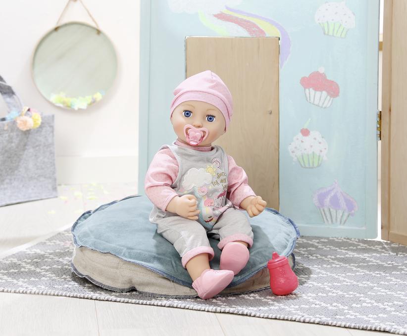 Bábika Baby Annabell Mia bez funkcií