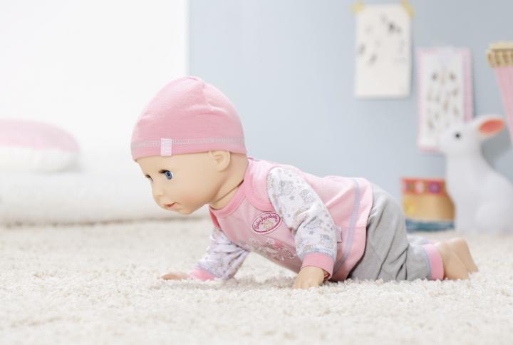 Zapf Creation Chodiaca bábiky Baby Annabell