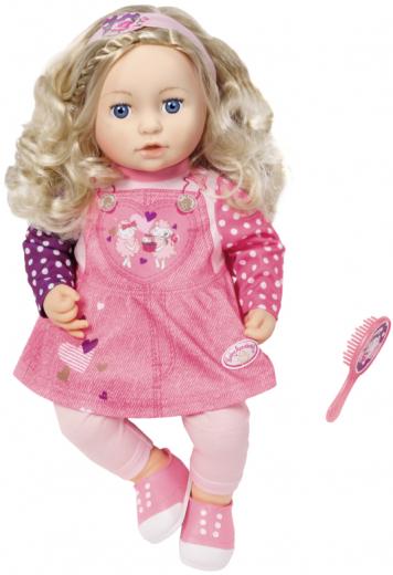 Bábika Baby Annabell Sophia s vlasmi