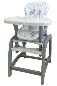 Jedálenské stoličky pre deti Baby Mix 2v1