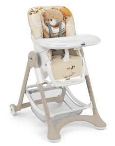 Talianske jedálenské stoličky pre deti Cam Campione
