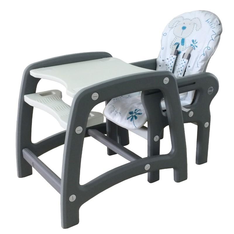 Baby Mix jedálenské stoličky pre deti