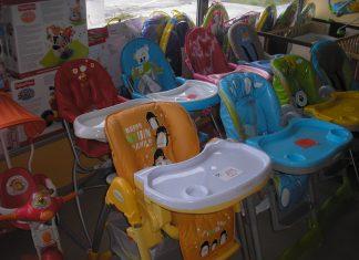Top jedálenské stoličky pre deti