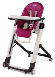 Peg Perefo jedálenské stoličky pre deti Siesta