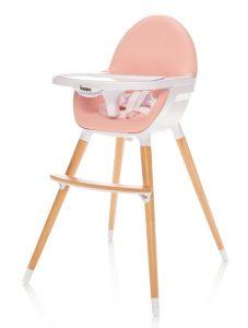 Moderné jedálenské stoličky pre deti Zopa Dolce