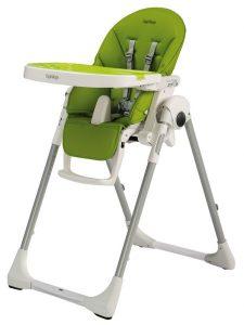 Jedálenské stoličky pre deti Peg Perego Prima