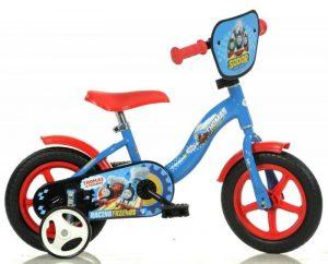 Detský bicykel 10 Dino Bikes Mašinka Tomáš