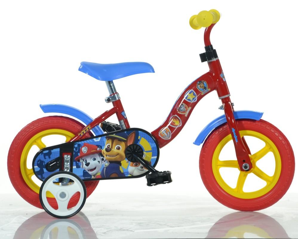 Detský bicykel 10 Dino Bikes-rozprávkový