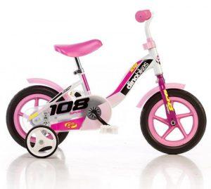 Pprvý detský bicykel 10 ružový