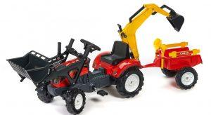 Ranch Track šliapací traktor Falk