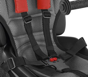 Puky trojkolka Ceety CAT S6 s bezpečnostnými pásmi
