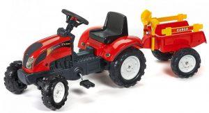 Ranch Trak malý šliapací traktor Falk pre deti od 2 rokov