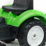 Šliapací traktor Falk pre deti od 2 rokov sedadlo