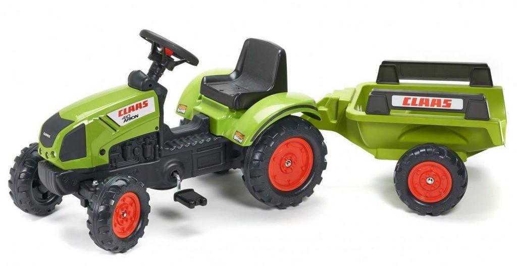 Claas Arion Šliapací traktor Falk pre deti od 2 rokov