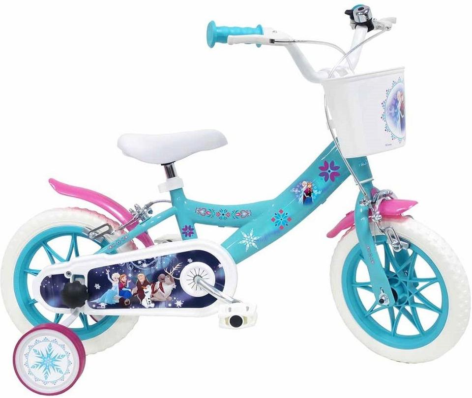 12-rozprávkový bicykel Frozen