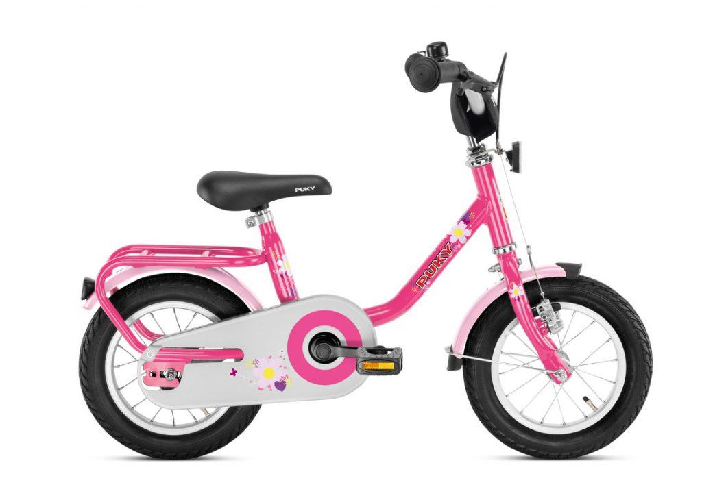 Puky prvý dievčenský bicykel 12