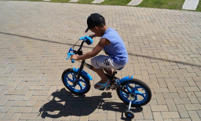 Ako vybrať prvý detský bicykel
