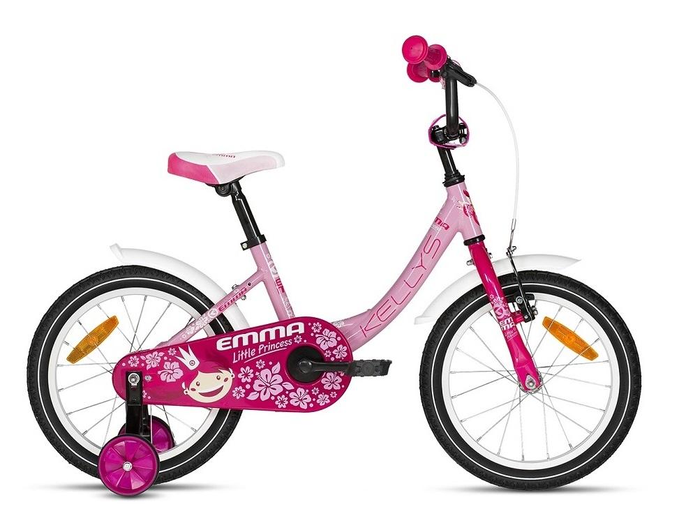 Kellys detský bicykel Emma ružový