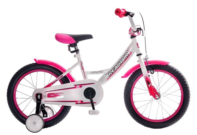 Dievčenský bicykel 16 Reactor Foxy ružový