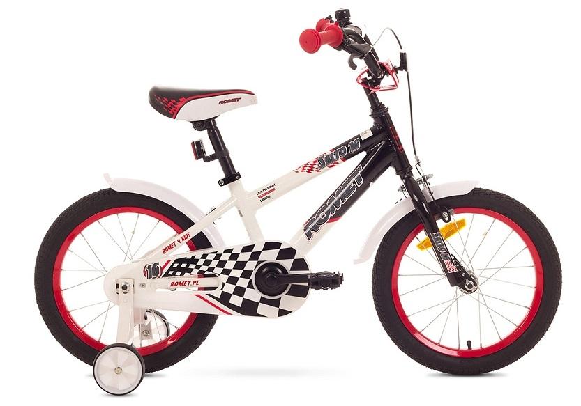 BMX Detský bicykel 16 Romet Salto