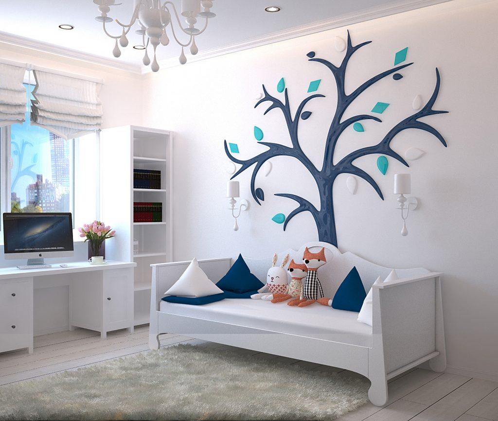Aký nábytok do detskej izby