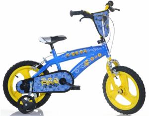 DINO Bikes Detský bicykel 16 Minions