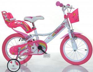 Kvalitný detský bicykel pre dievčatá