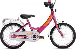 Najlepší detský bicykel 16 Puky