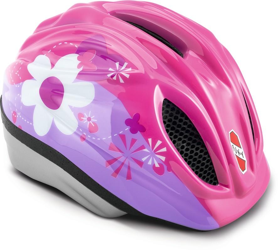 Dievčenská prilba na bicykel