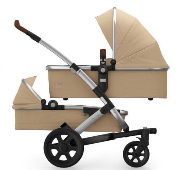 JOOLZ dvojičkový kočík pre novorodenca