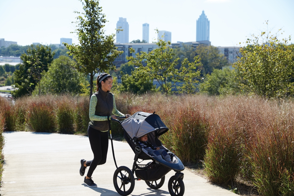Baby Jogger trojkolesový kočík pre dieťa summit X3