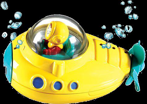 Munchkin hračky - ponorka do vane