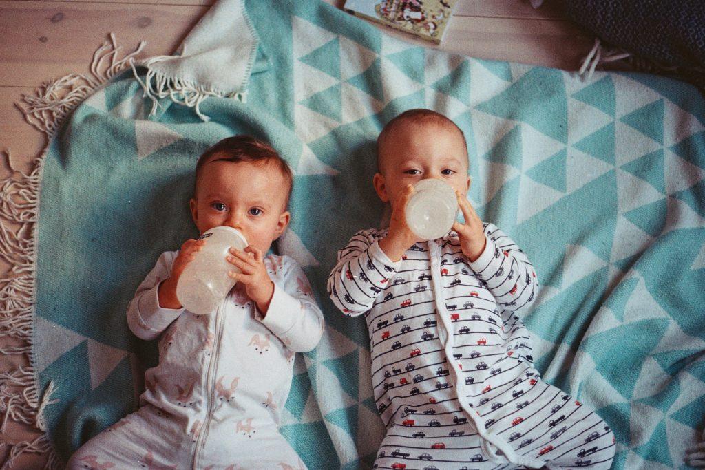 Detské pyžamo pre bábätká