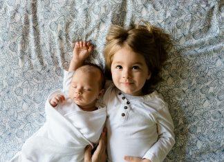 Detské oblčenie z úpletu