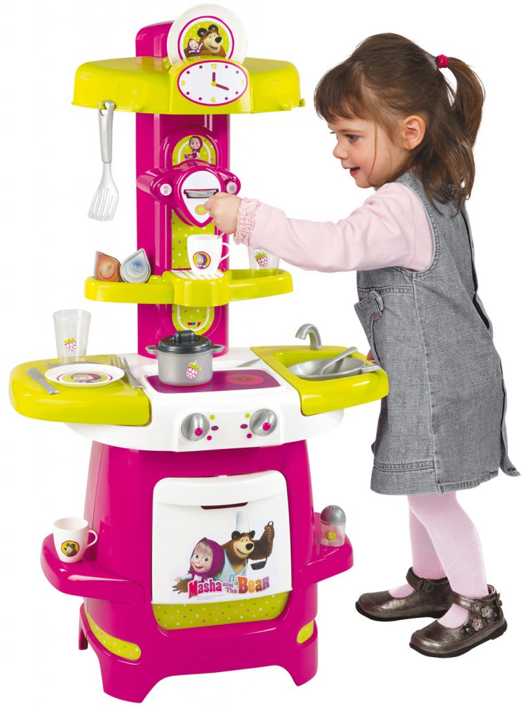 Detská kuchynka Smoby Máša
